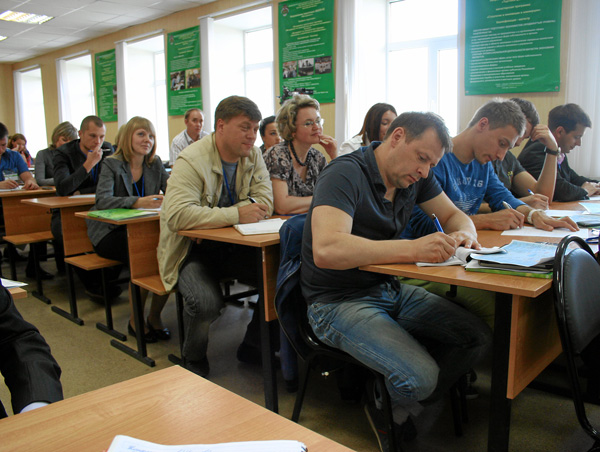 Бизнес-прорыв. Современные технологии лидерства в бизнесе и жизни. Иваново, июль 2012